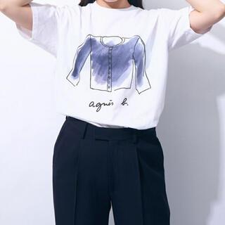 agnes b. - 【アニエスベー/アダムエロペ】コラボTシャツ