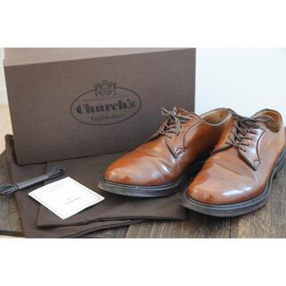 Church's - チャーチ シャノン 純正箱、靴紐付き