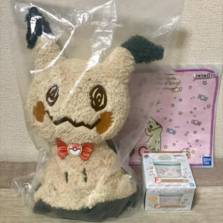 ポケモン - Pokemon  ミミッキュ 1番くじ 3点セット