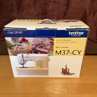 brother - 【動確済】電子ミシン Brother M37-CY