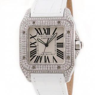 Cartier - カルティエ サントス100 LM バンド