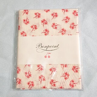 ボンポワン(Bonpoint)の新品 未使用  ボンポワン  手拭い  華市松 日本製  綿100%(その他)