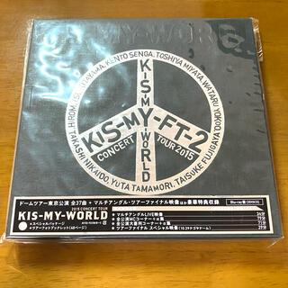 Kis-My-Ft2 - 2015 CONCERT TOUR KIS-MY-WORLD Blu-ray
