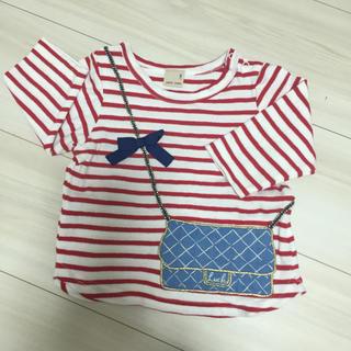 プティマイン(petit main)のトップス 90  プティマイン(Tシャツ/カットソー)