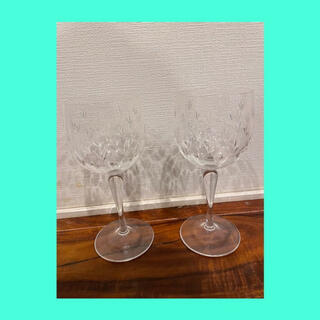 Tiffany & Co. - ティファニー ワイングラス Tiffany