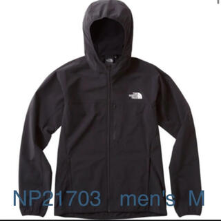 THE NORTH FACE - THE NORTH FACE マウンテンソフトシェルフーディNP21703