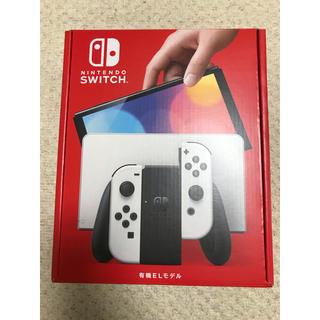 任天堂 - Nintendo Switch  有機ELモデル ホワイト 新品未開封 スイッチ
