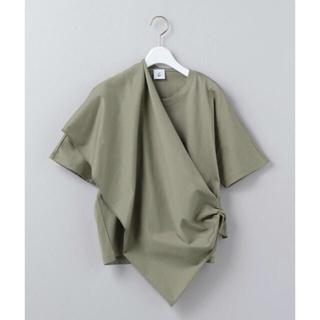 BEAUTY&YOUTH UNITED ARROWS - 【6(ROKU)】STOLESHORTSLEEVEPULLOVER Tシャツ