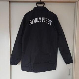 ロンハーマン(Ron Herman)の新品 定価24000円 FAMILY FIRST Milano コーチジャケット(ナイロンジャケット)