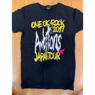 ワンオクロック(ONE OK ROCK)のAmbitions T-shirt(ミュージシャン)