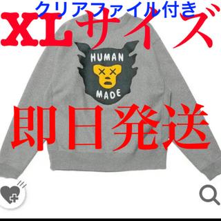 A BATHING APE - ヒューマンメイド カウズ human made kaws スウェット XL 新品