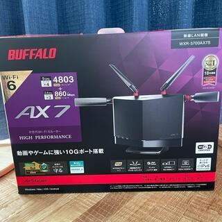 BUFFALO Wi-Fi無線LANルーター