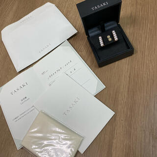 TASAKI - TASAKI バランスピアス ピンクゴールド 本日中の価格
