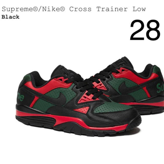 Supreme - Supreme /  Nike Air Cross Trainer 3 Low