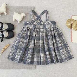 ボンポワン(Bonpoint)のsoor ploom ♡ Enola スカート Vintage Plaid 3(スカート)