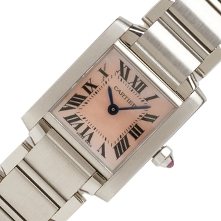 Cartier - カルティエ Cartier タンクフランセーズSM 腕時計 レディース【中古】