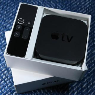 アップル(Apple)のApple TV 4K 64GB(その他)