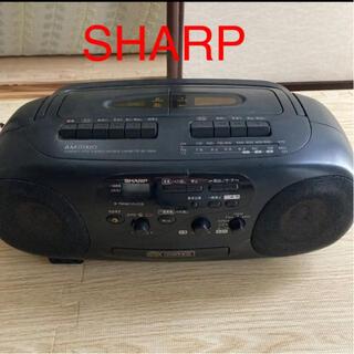 SHARP - SHARP CDラジカセ