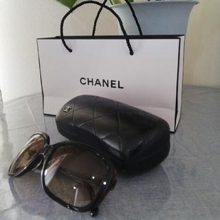 CHANEL - CHANELのサングラス