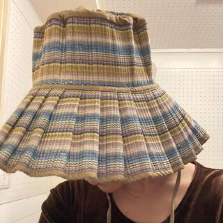 ロンハーマン(Ron Herman)のローナマーレイ Lorna Murray  帽子  M(麦わら帽子/ストローハット)