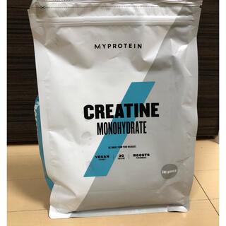 MYPROTEIN - マイプロテイン クレアチン  1キロ ノンフレーバー 筋トレ