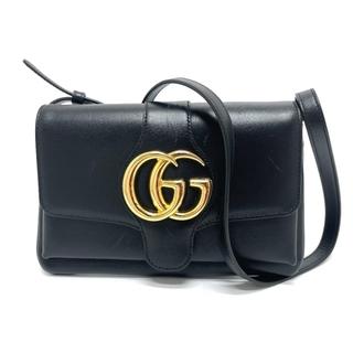 Gucci - グッチ 550129 GGマーモント アリー スモール ショルダーバッグ