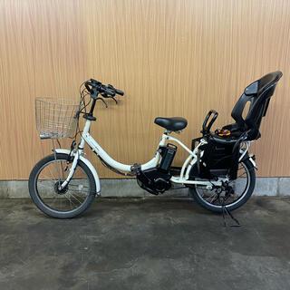 ヤマハ - 子供乗せ 電動自転車 YAMAHA パスバビー 20インチ 二人乗り