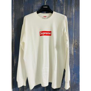 Supreme - Supreme box logo ロンt  ボックスロゴ シャツ tシャツ