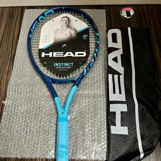 HEAD - 美品 硬式 テニスラケット HEAD グラフィン 360+ インスティンクトS
