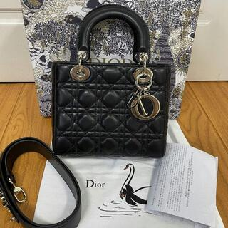 Christian Dior - Diorのレディディオール ハンドバック ショルダーバック