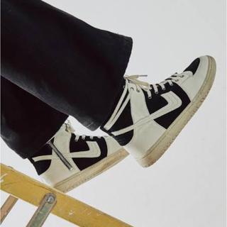 Rick Owens - Plessume PSM SLAM HIGH 28cm