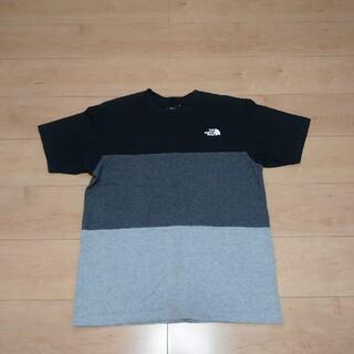 THE NORTH FACE - ノースフェイス メンズTシャツ Lサイズ