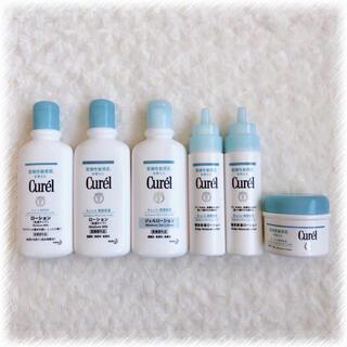 キュレル(Curel)のキュレル 浸潤保湿 ローション 頭皮保湿ローション クリーム セット(化粧水/ローション)