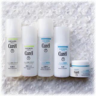キュレル(Curel)のキュレル 化粧水 保湿ジェル 乳液 フェイスクリーム セット(化粧水/ローション)