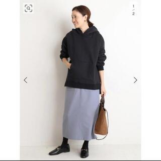 イエナスローブ(IENA SLOBE)のスカート(ひざ丈スカート)