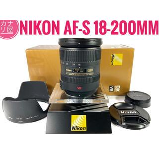 Nikon - ✨良品✨NIKON AF-S 18-200mm f/3.5-5.6 VR
