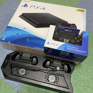 PlayStation4 - PlayStation4  500GB/ブラック  中古品  おまけ付き