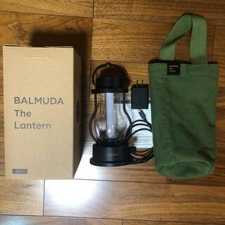 バルミューダ(BALMUDA)のBALMUDA [バルミューダ] LEDランタン 専用バック付き(ライト/ランタン)