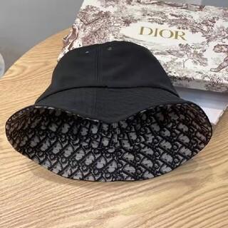 Christian Dior - 美品DIOR ディオールバケットハット