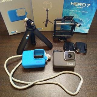 GoPro - アクション カメラ ゴープロ GoPro Hero7 silver セット