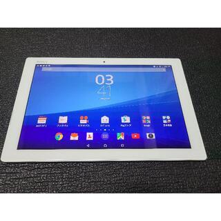 超美品 Xperia Tablet Z4 SOT31 判定○