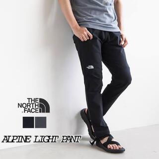 THE NORTH FACE - 【大人気】ノースフェイス アルパインライトパンツ NT52927 M ブラック