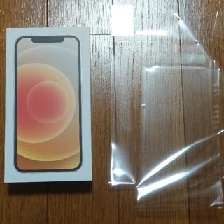 iPhone - iphone12 64GB SIMフリー ホワイト 新品未使用