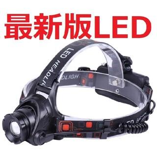超強力 45時間点灯 CREE以上 LED ヘッドライト ヘルメットR11622(ライト/ランタン)