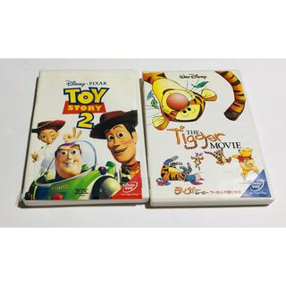 Disney - トイ・ストーリー2&ティガー•ムービー DVDセット パッケージに難 ディズニー