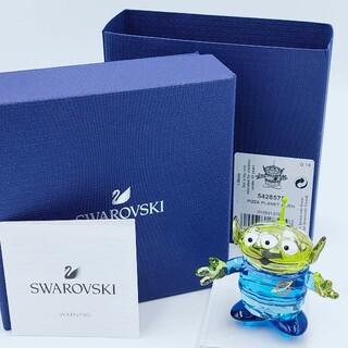 SWAROVSKI - 【新品未使用】スワロフスキー Disney トイ・ストーリー エイリアン