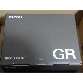 RICOH - 新品未開封!リコー RICOH GR IIIx コンパクトデジタルカメラ