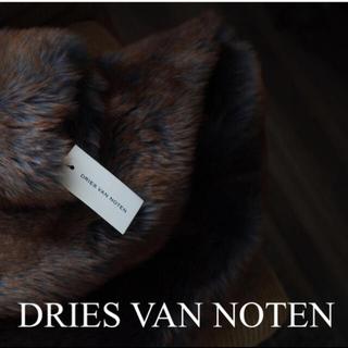 DRIES VAN NOTEN - DRIES VAN NOTEN ドリス エコファー ボレロコート未使用 新品