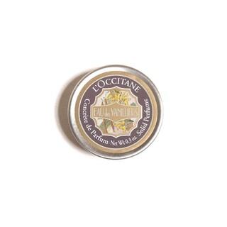 ロクシタン(L'OCCITANE)の廃盤★L'OCCITANE ロクシタン バニラ 練り香水(香水(女性用))