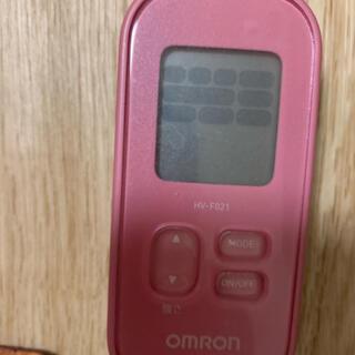 オムロン(OMRON)のツボマッサージ機(マッサージ機)